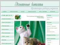 """""""Elit-cat.ru"""" - британские элитные котятя редких окрасов"""