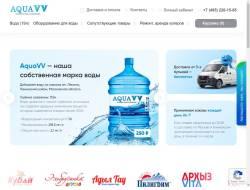 Доставка питьевой воды по Москве и области. Компания AquaВВ.