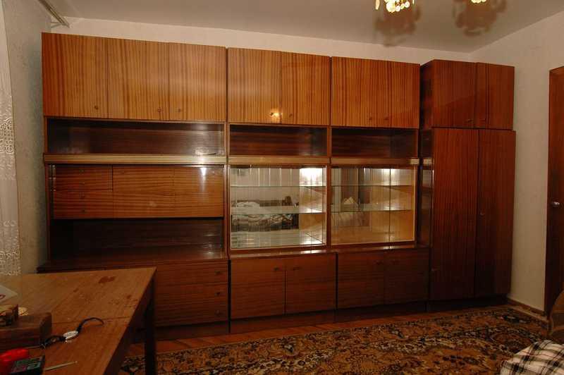 Трансформации советской мебели